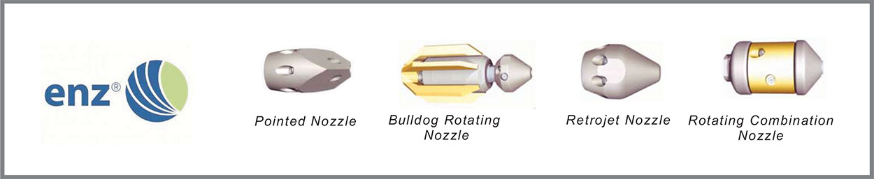 enz nozzles and more