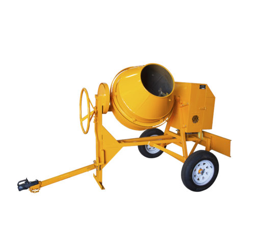 BM175 premium heavy duty concrete mixer