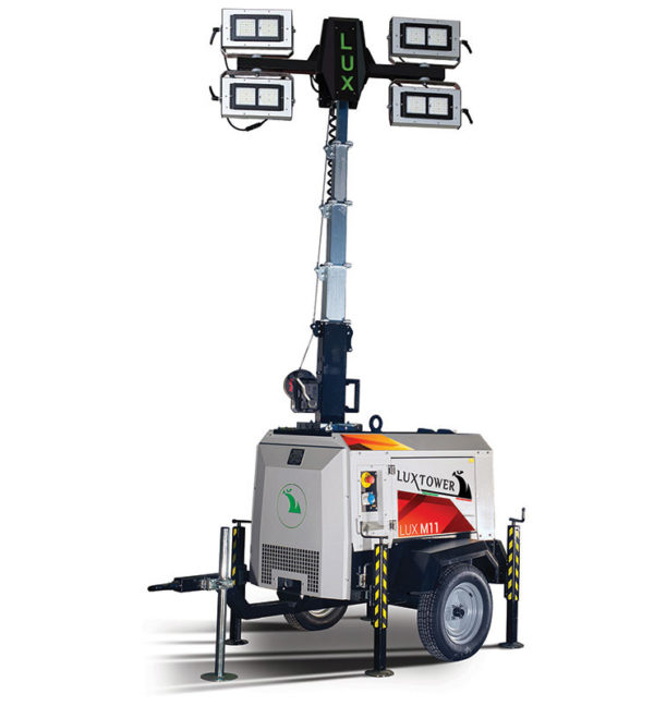 mobile lighting towers