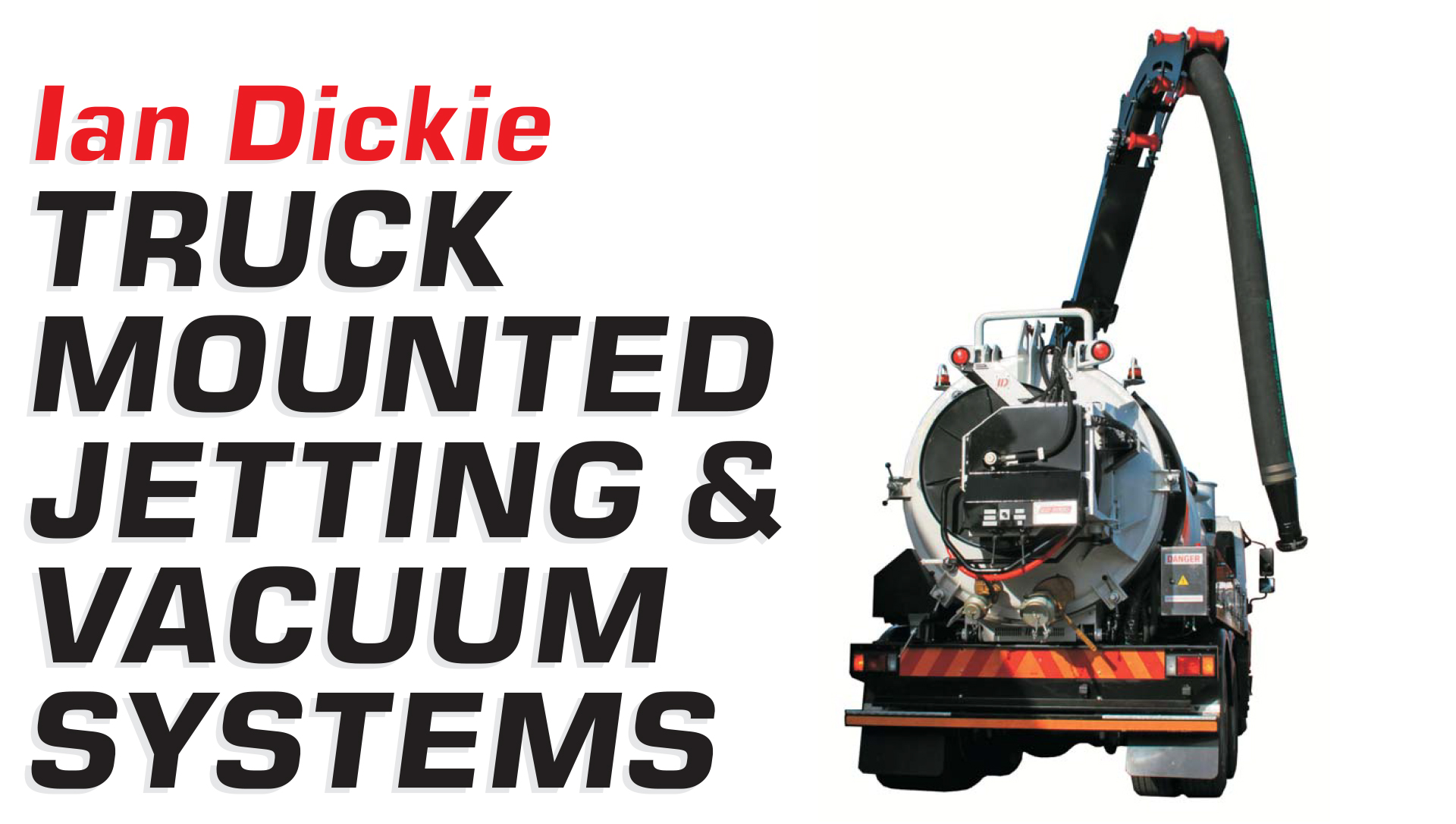 Truck Mounted Jetting & Vacuum Systems