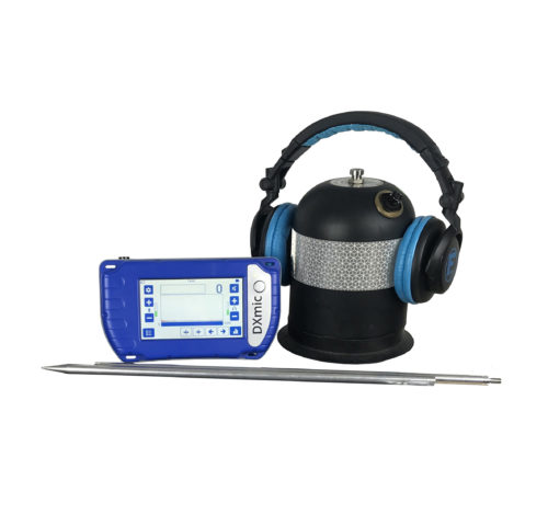 DXmic - leak detection