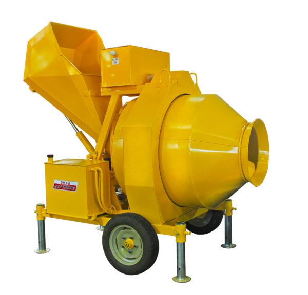 Silla BIR series mixers