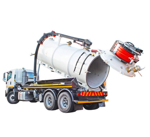 Truck Mounted Jetting and Vacuum