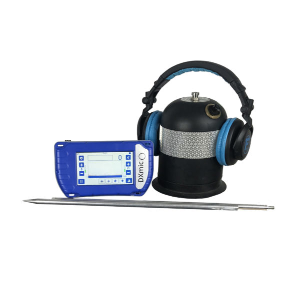 DXmic - leak detection